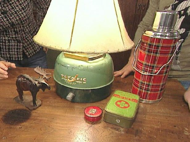 Trash to Treasure: Making Unusual Lamp Bases from the Decorating ...