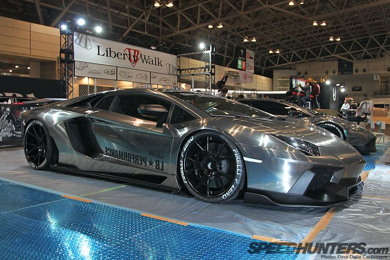 First Glimpse: Tokyo Auto Salon 2013 - Speedhunters ...