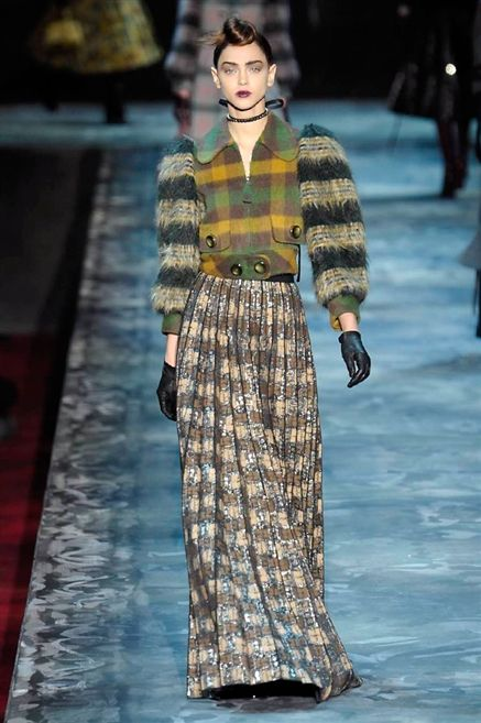 MARC JACOBS AW2015 FACES Magazin http://www.faces.ch/runway
