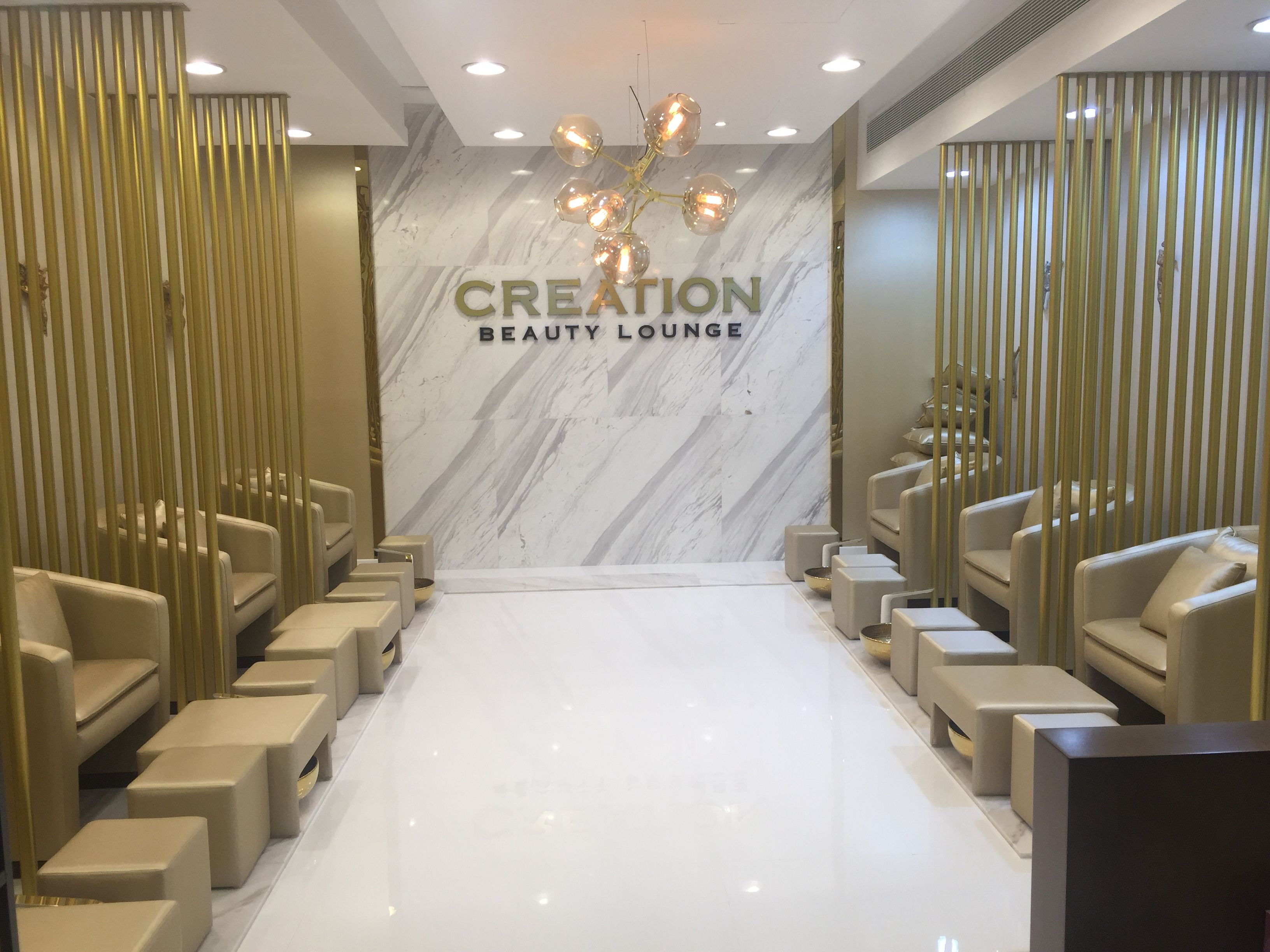 Salon Creation Creation Beauty Lounge Salon Beauty Love Spa Salon Pinterest