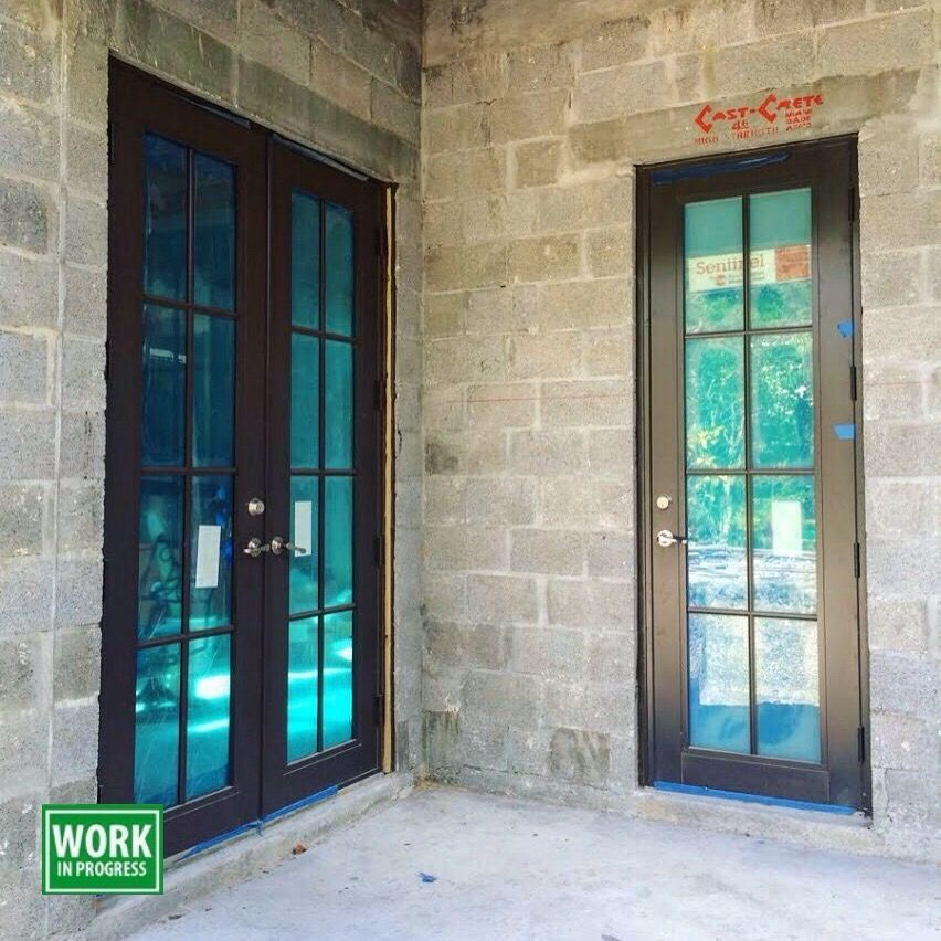 Installation Of Impact Resistant Windows And Doors In Miami Florida