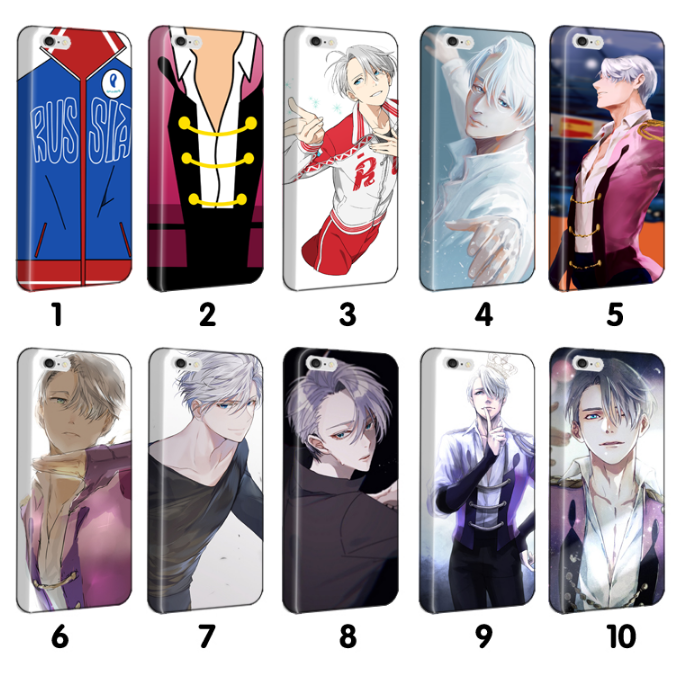 YURIon ICE Phone Case For Any Model CP168397