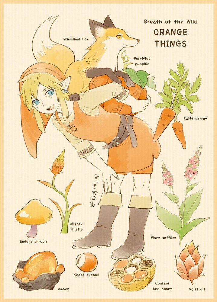 Art By つぐみ Tsugumi Pp Loz Pinterest Zelda Nintendo And