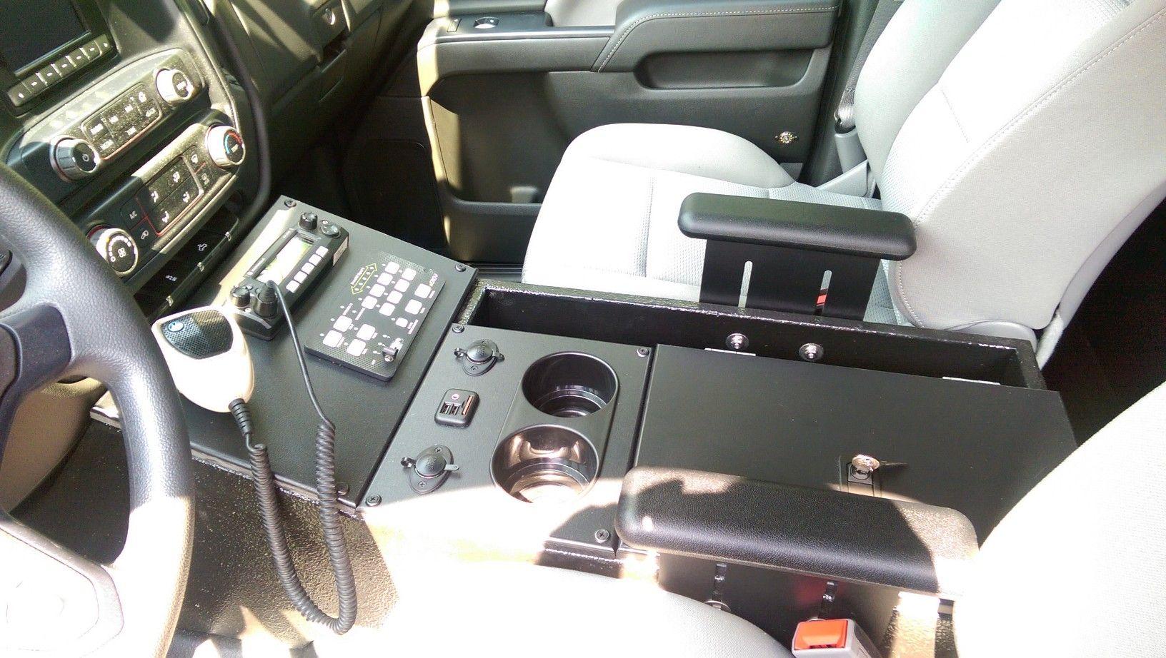 Gmc Sierra 1500 Custom Center Console