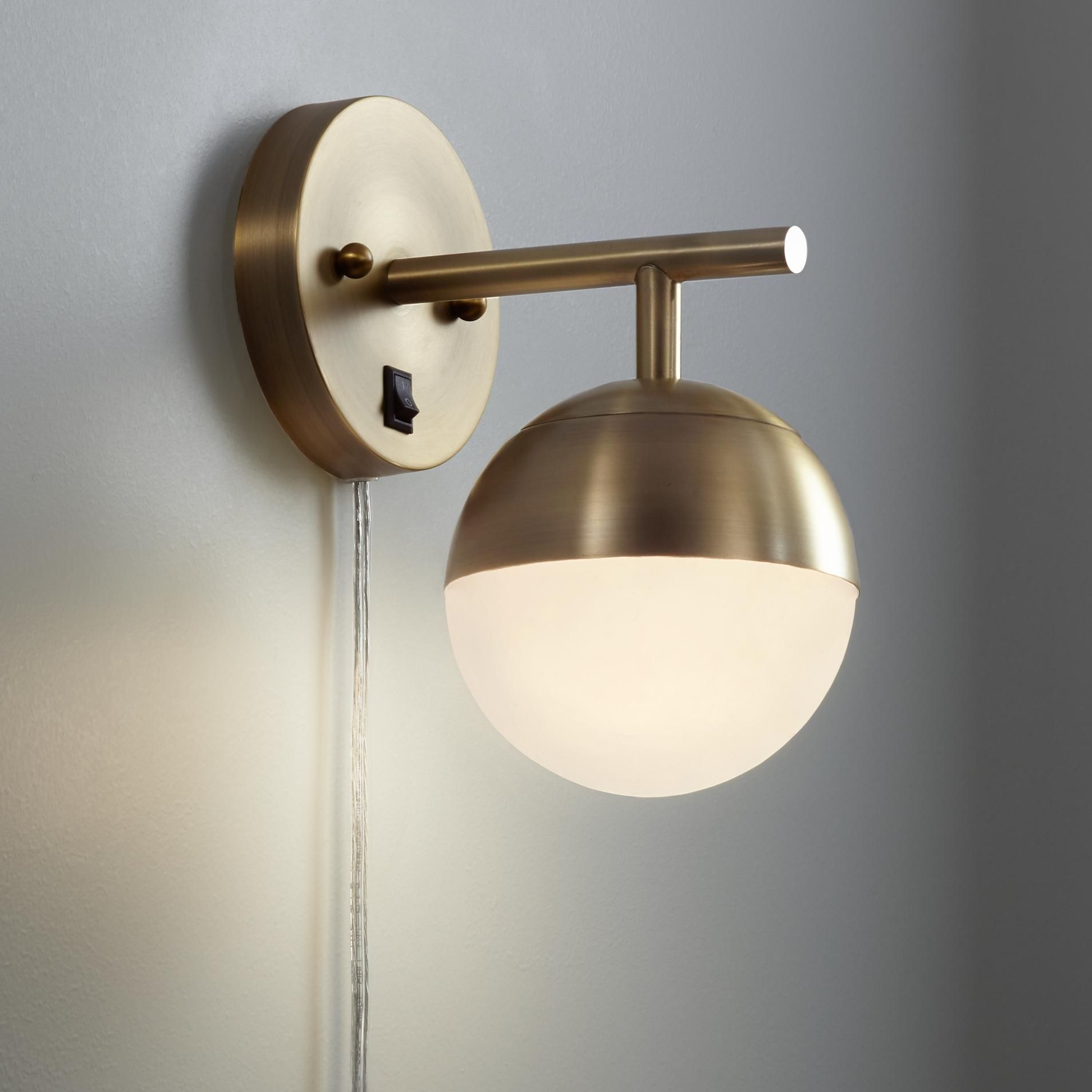 Pin On Wall Lamps