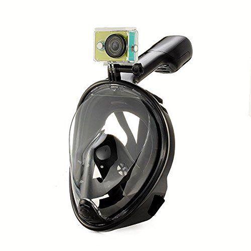 Waterproof Non fogging Anti shock M Size Diving Mask