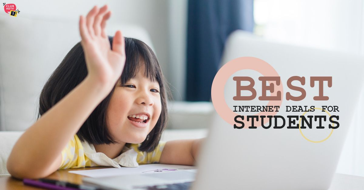 Best Internet Deals for Students: Cheap Internet Plans in ...