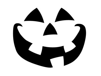 Pumpkin Carving Patterns for Kids - Kids\' Pumpkin Faces - Kaboose ...