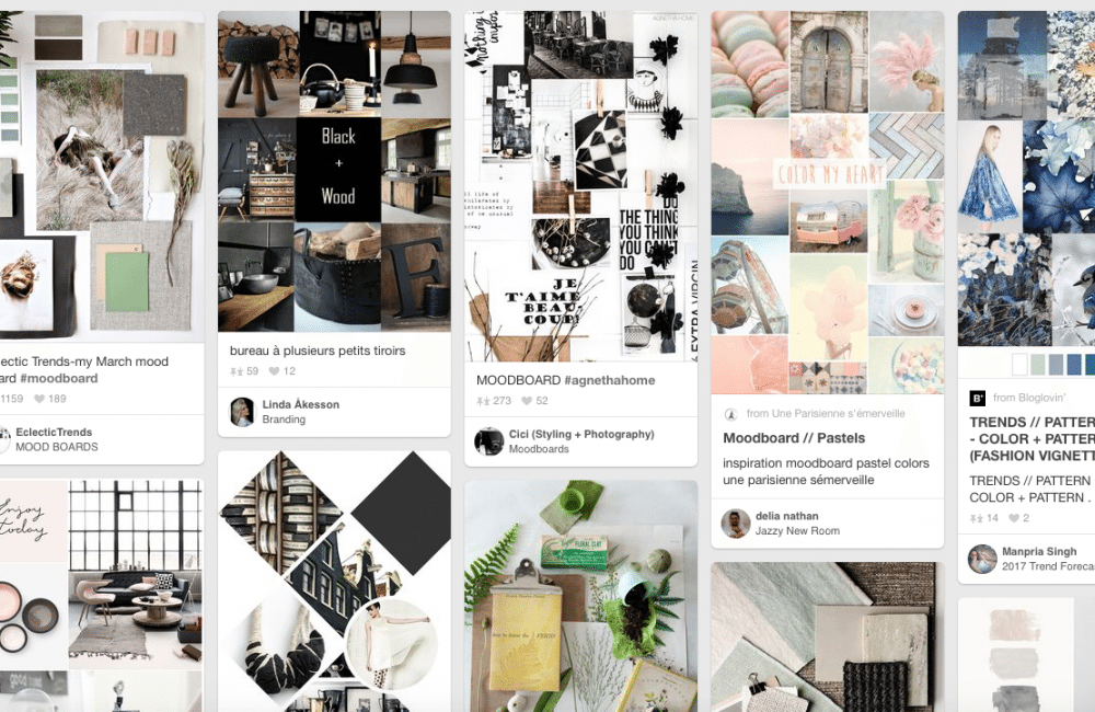 Free Moodboard Apps that Allow You to Design On Your Phone
