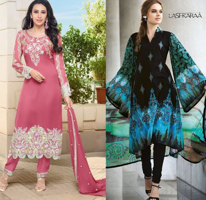 c5327293a3 Types of Salwar Kameez to Enhance the Beauty of Women | Salwar ...