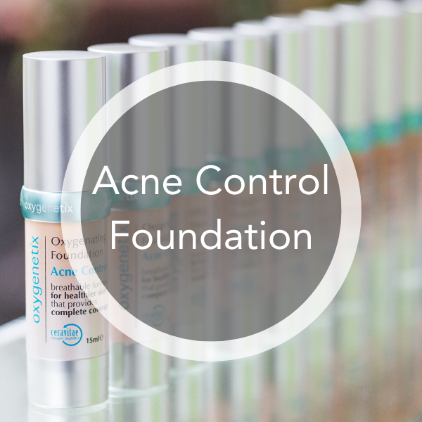 Acne Control Foundation in 2020 Acne control, Acne