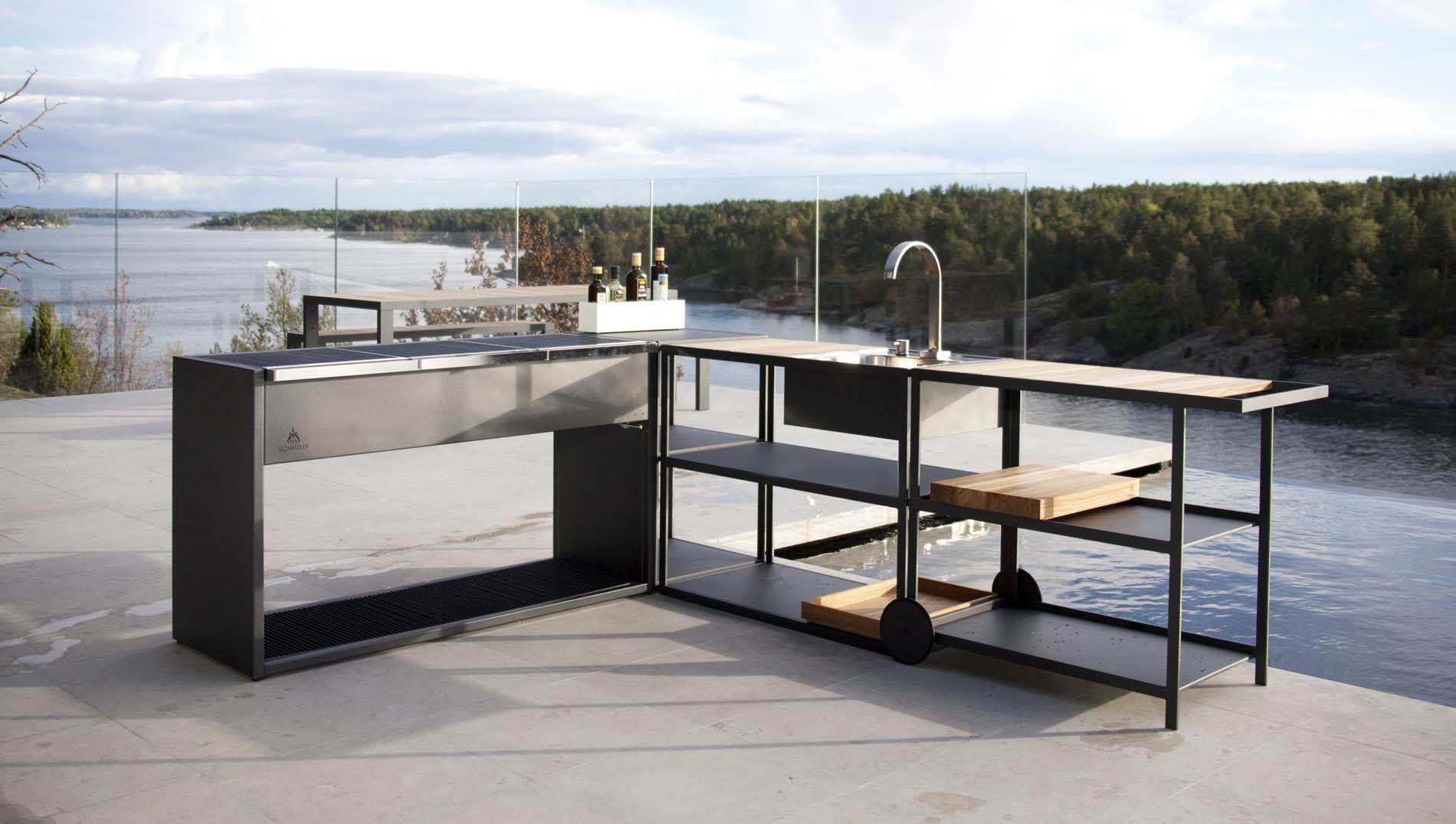 Outdoorküche Napoleon Wikipedia : Roshults outdoor kitchen google zoeken kitchen design in 2018