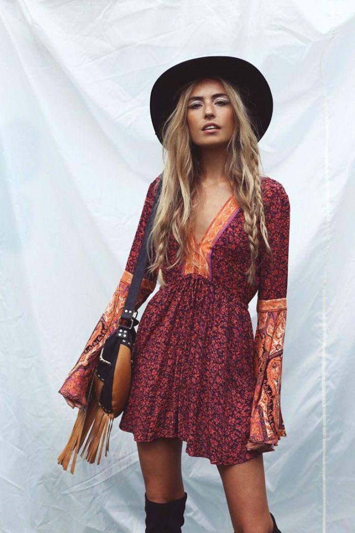 ▷ Boho Chic - alles, was Sie über diesen coolen Modestil wissen müssen
