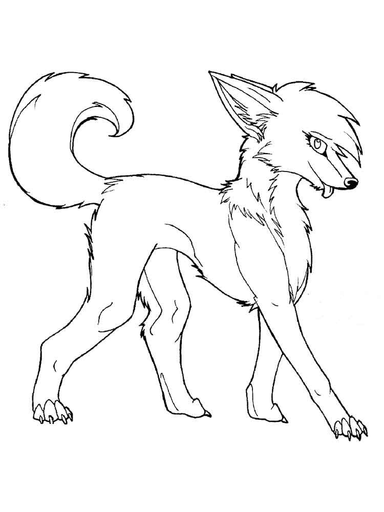 Fox Coloring Pages Fox Coloring Page Puppy Coloring Pages
