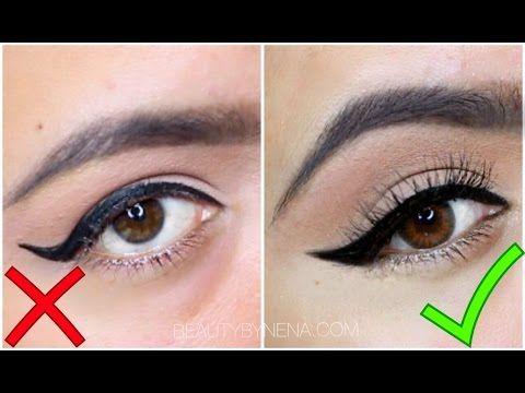 Como delinear los ojos paso a paso para principiantes youtube maquillaje pinterest - Ojos ahumados para principiantes ...