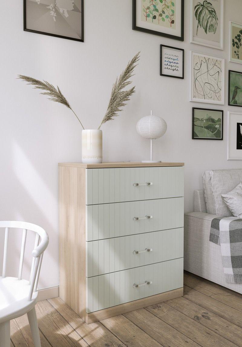 These 6 Ikea Malm Hacks Will Solve Your Bedroom Storage Problems Ikea Malm Dresser Ikea Dresser Hack Ikea Malm Hack