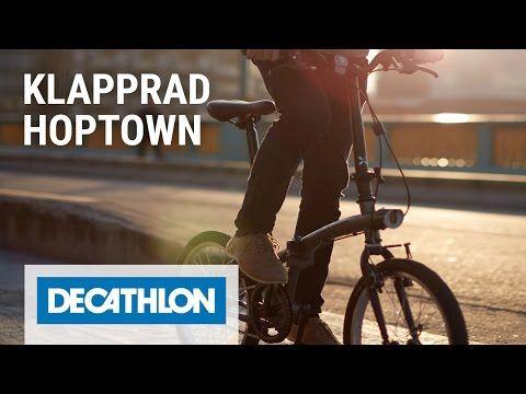 Urban Mobility – mit dem Klapprad Hoptown | Decathlon Blog