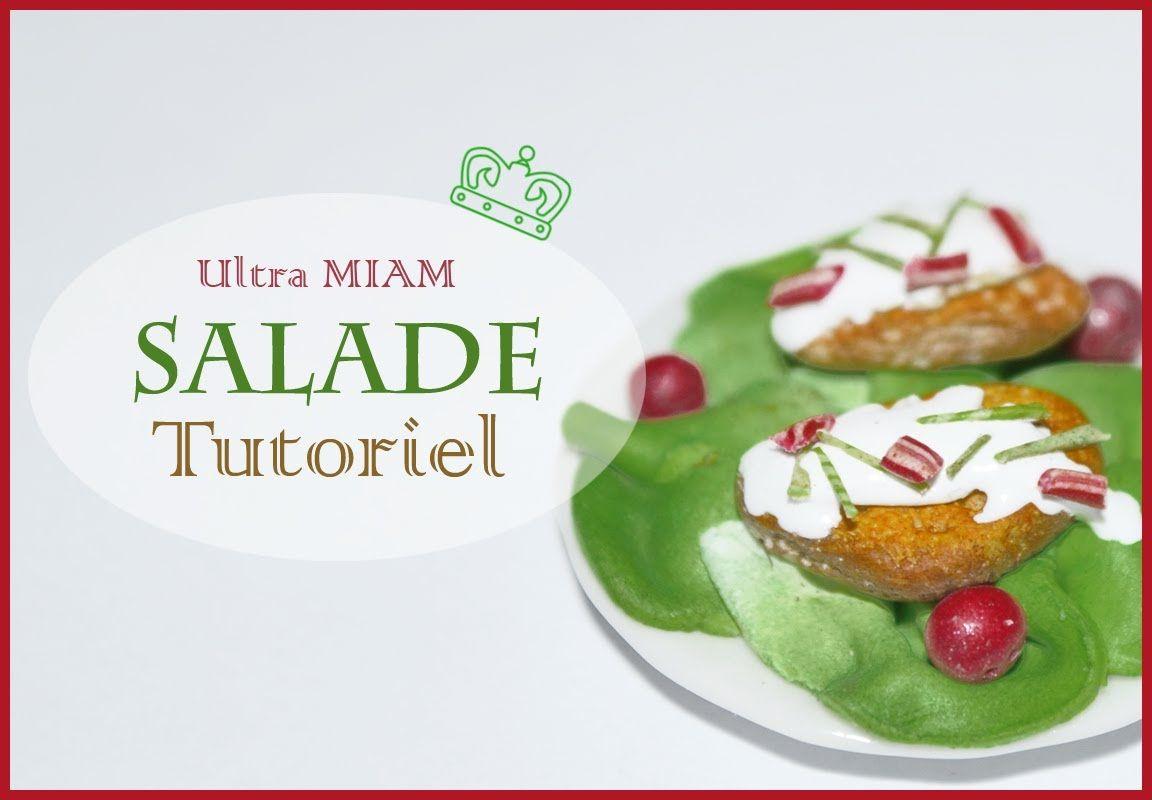 Salade toast de chèvre/ Tutorial Salad toast goat