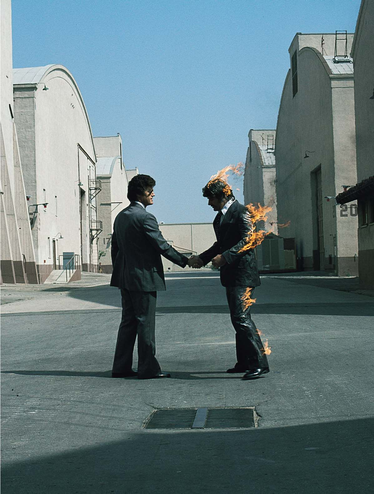 The Album Cover Art of Storm Thorgerson: Pink Floyd, Wish ...