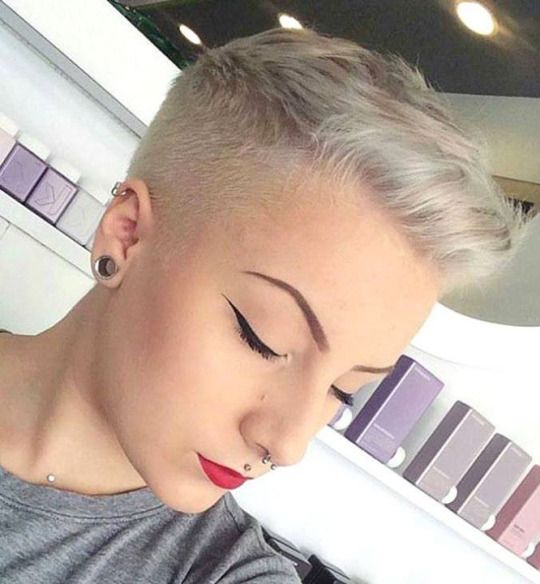 ultra pixie haircut ultra crop faded and tapered 5800