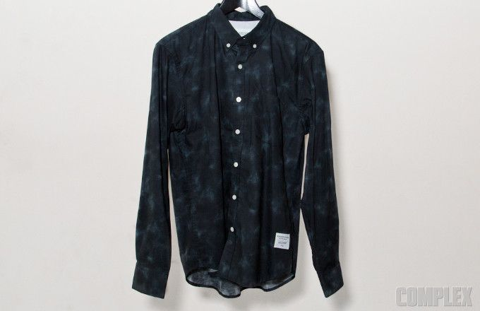MAIDEN NOIR MARBLE LS SHIRT FEATURED ON COMPLEX'S: The 15 Coolest Items We Saw at the Capsule New York Trade Show
