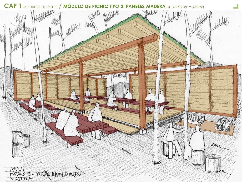 Modulos De Madera Buscar Con Google With Images Pavillion