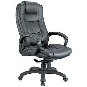 parma executive leather office chairs | parma