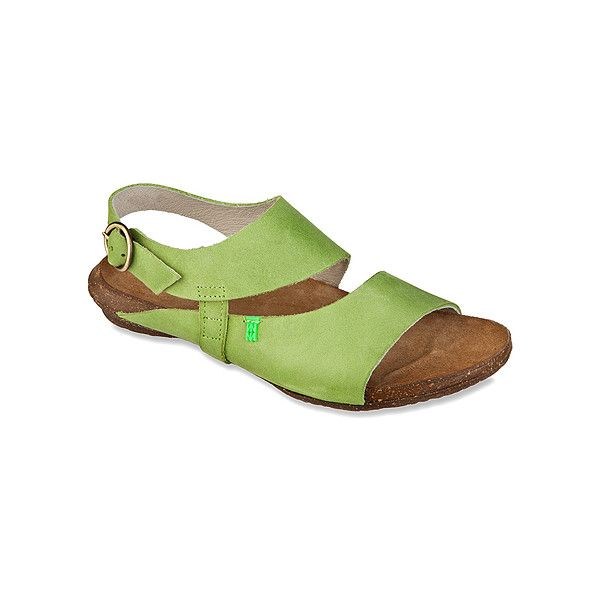 El Naturalista Wakataua N447 (€94) ❤ liked on Polyvore featuring shoes,  sandals