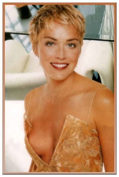 Sharon stone sexy young
