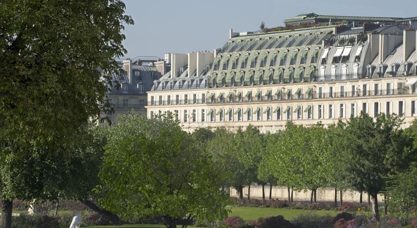 HOTEL|フランス・パリのホテル>コンコルド広場とシャンゼリゼ通りまで徒歩5分>ル ムーリス(Le Meurice)