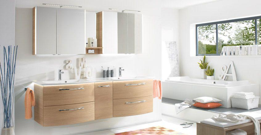 Moderne Badezimmermöbel - Wohnland Breitwieser Badezimmer - moderne badezimmermbel