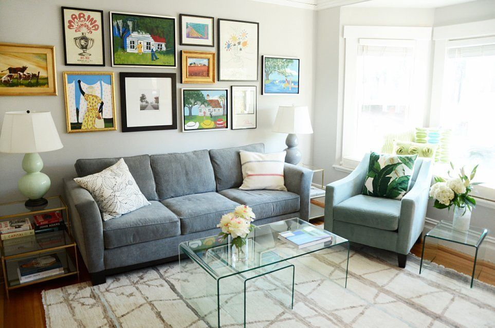 Rachel's Modern Traditional Cow Hollow Apartment