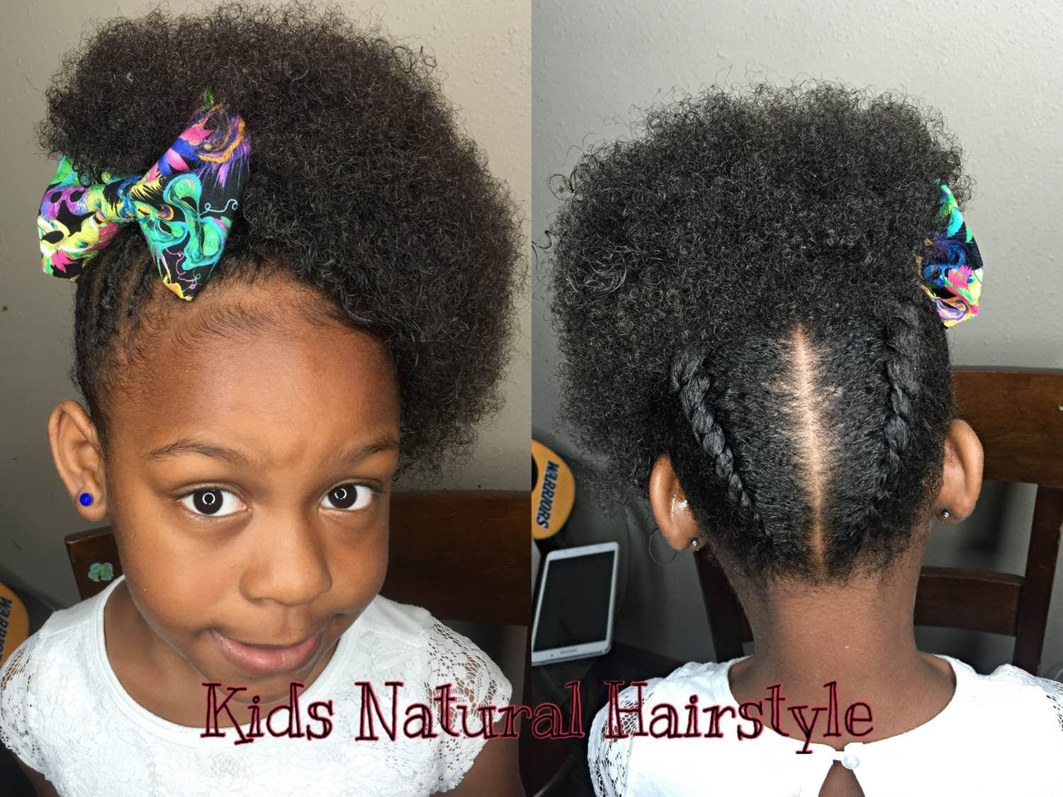 Natural Style For Little Girls | Twist With Natural Curls ...