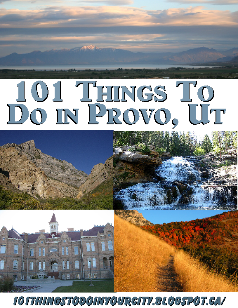 Date ideas in provo
