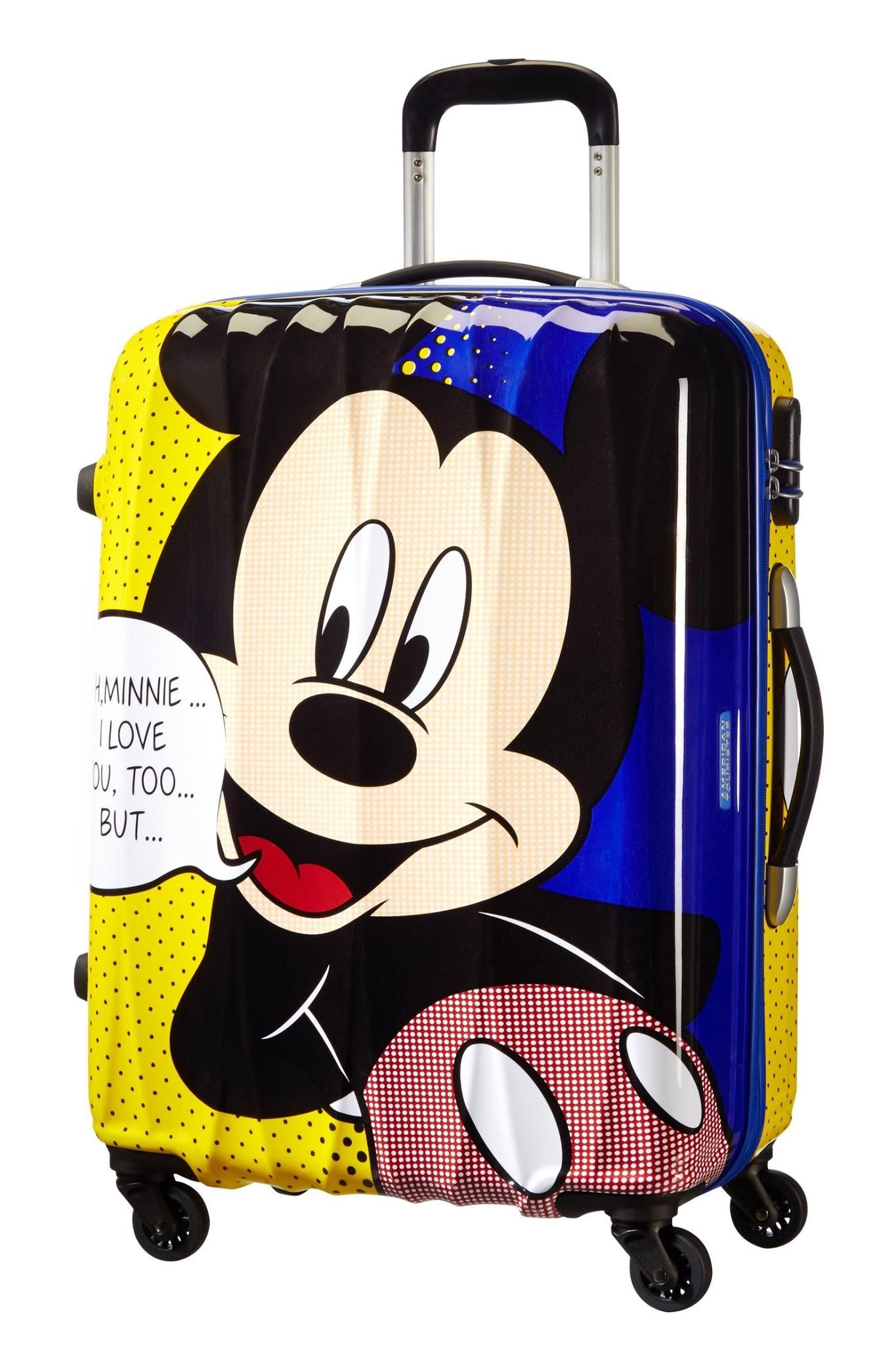 Mickey Mouse Luggage Disney Purse Trips Travel