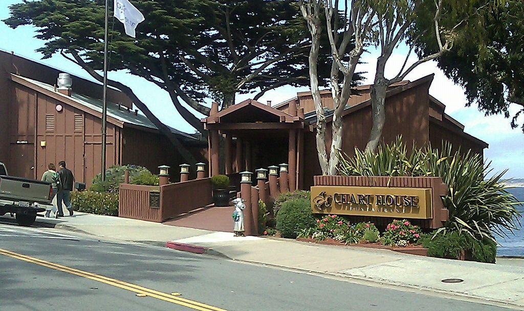 Chart House Monterey Ca Restaurants Chart House House
