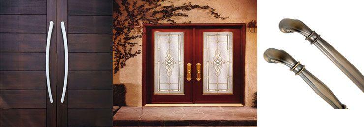 the door handles india have seen great diversity from the