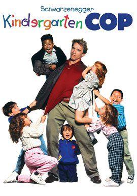 Kindergarten Cop Cops Film Movies Kindergarten