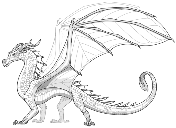 Leafwings Wings Of Fire Wings Of Fire Dragons Fire Drawing