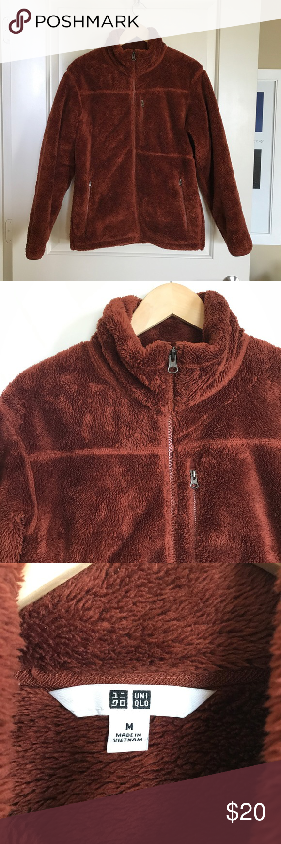 Warm and cozy with fleece clothing
