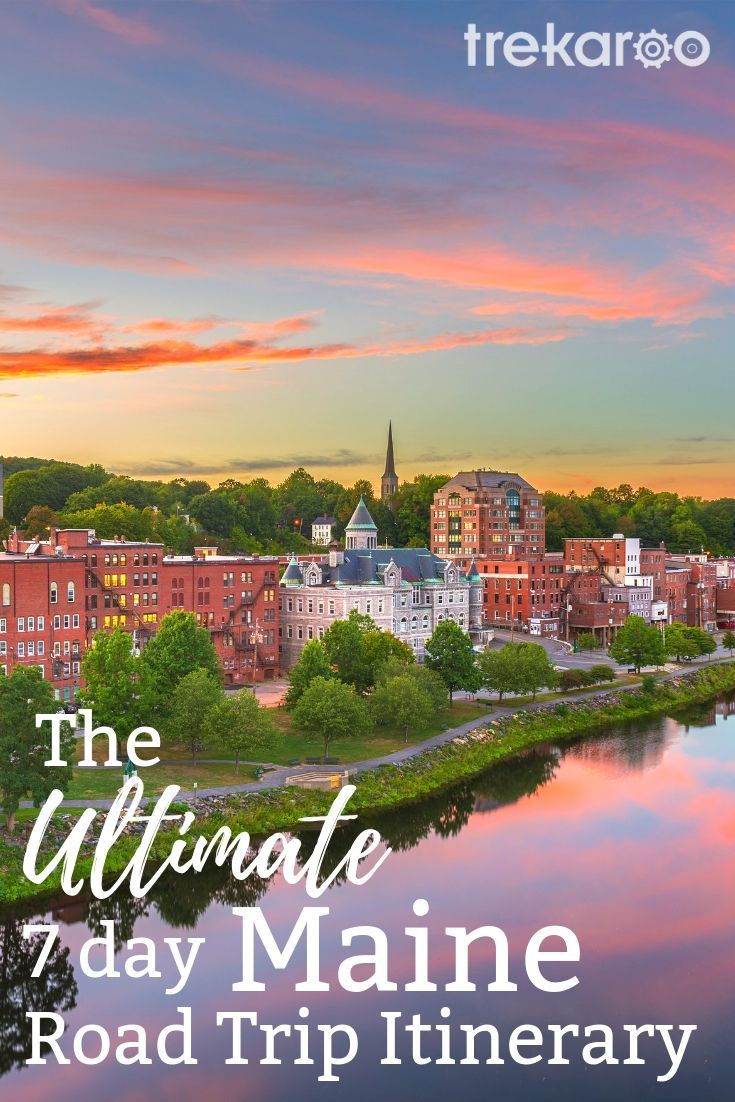 The Ultimate 7-Day, Maine Road Trip Itinerary