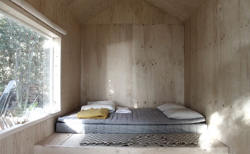 time of the aquarius: Plywood inspiration