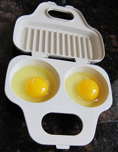How To Cook Eggs In A Microwave Egg Poacher Under 1 Minute For Our