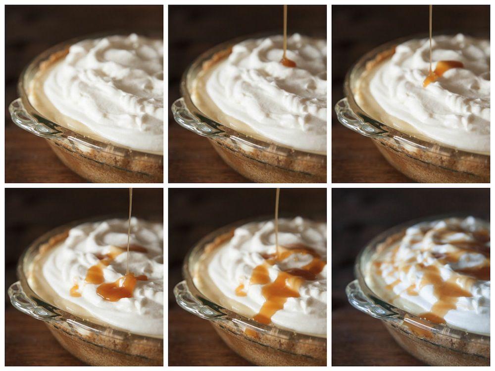 Cream Pie Plátano de www.whatsgabycooking.com