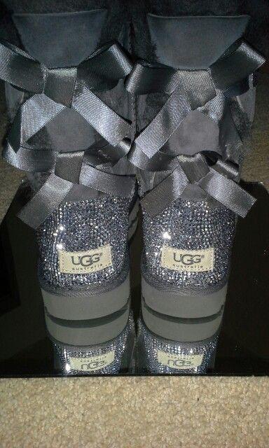 814471bc5 Rhinestone Ugg Boots