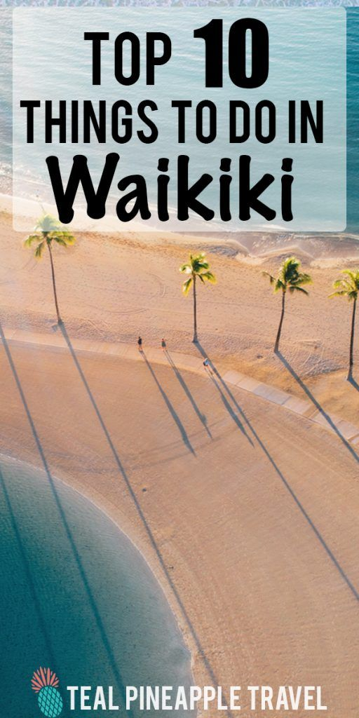 Top 10 things to do in Waikiki. If you're looking for the best things to do in Honolulu or Waikiki, check this out! #waikikibeach #waikiki #thingstodoinwaikiki #hawaiitravelagent #oahutravelagent #oahutraveltips #thingstodoinhonolulu
