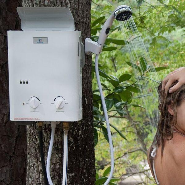 Cordless Hot Water Tanks Tankless Water Heater Water Heater Portable Water Tank