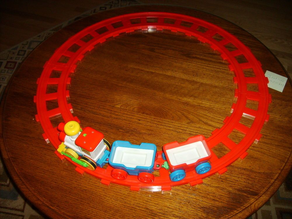 RARE Vintage Blue Box Train Battery Operated Toy Bluebox | Pinterest ...