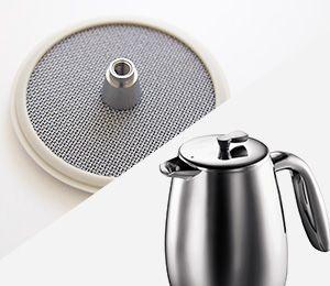 Cosduft コーヒーハンターズフィルター プレスセット コーヒー 粉 コーヒー ボダム