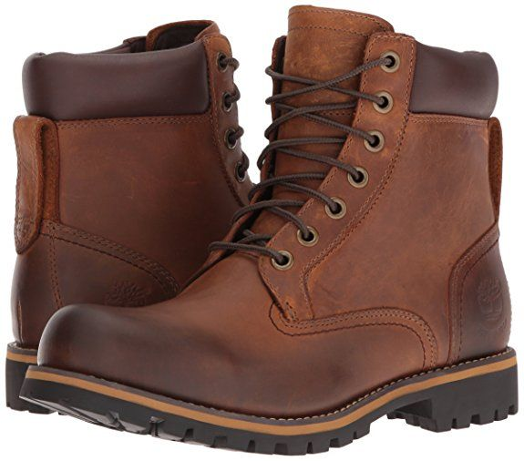Earthkeepers Rugged 6 Waterproof, Mens Short Boots Timberland